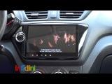 Infidini android 6.0 car dvd player  kia rio k2