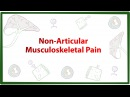 Medicine Made Easy Non Articular Musculoskeletal Pain
