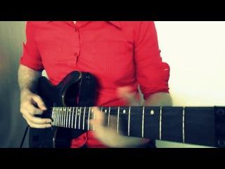 12.Классика Электрогитары.Педаль Wah-Wah(Вау-вау)/Classic Electric Guitar.Pedal Wah-Wah
