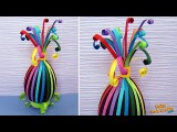 How to make a Paper Quilling Easter Eggs DIY