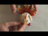 Decorating Eggs- Quilled Funny Easter Egg-Bird