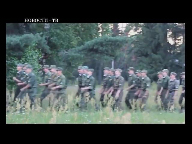 Russia Army Singing the Spongebob Intro