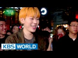 Guerilla Date with ZICO Entertainment Weekly  2017.07.17
