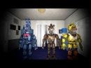 Friendly Foxy 4.0(a)   FNAF SFM Animation