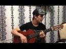 Amirhan-девочка не надо слезы лить напрасно красивая песня под гитару