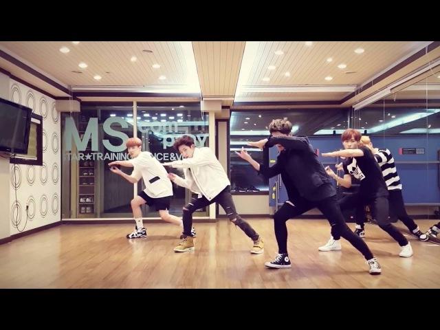 RoadBoyz (로드보이즈) - Shake It, Shake It Dance Practice Ver. (Mirrored)