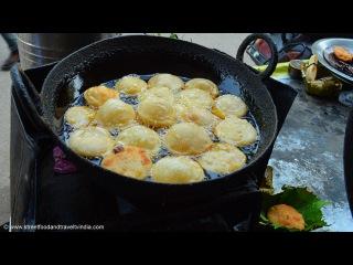 Haridwar Street Food and Travel Video
