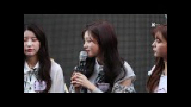 170401 2017 fw 헤라서울패션위크 ceci Live 블랙쿠션 다이아 (DIA) 피부관리팁 채연