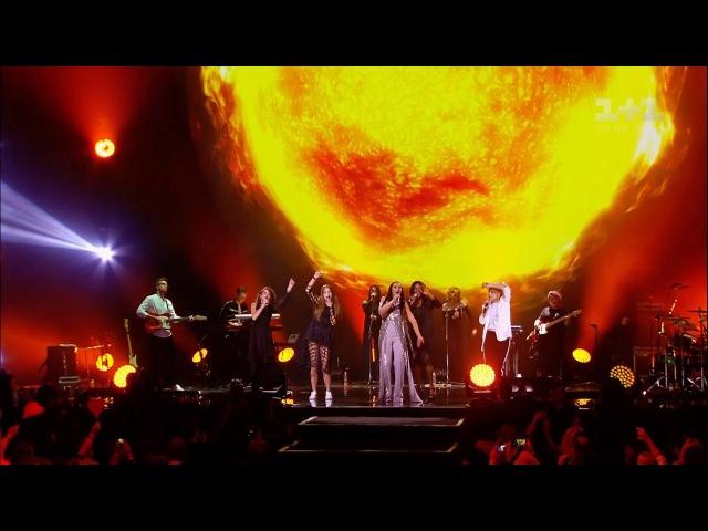 Джамала, Ніні, Наіле, Кемі, Анна - You're Made of Love. Концерт I Believe in U
