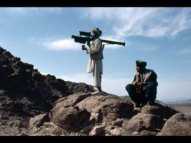 Афганский заход на посадку - это как?
