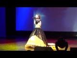 Исмагилова Арина- A song for you (Селин Дион)- 2014