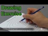 A Drawing Exercise Every Beginner Artists Should Do (Draw Better Circles &amp Ellipses)