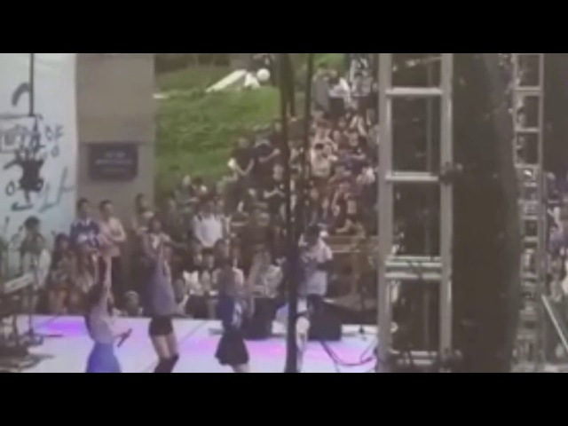 BLACKPINK's JENNIE cutie mistake at Yonsei University