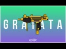 'GRATATA' Insane Hard Agressive Trap Type Beat Instrumental | Retnik Beats