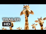 Adventures In Zambezia Official US DVD Release Trailer #1 (2013) - Leonard Nimoy Movie HD