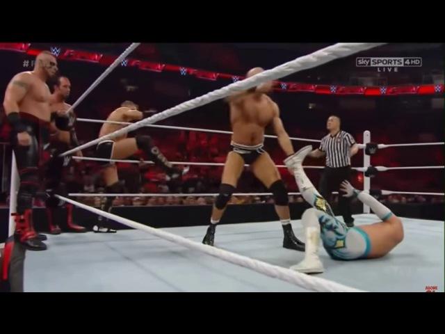 WWE Komik Montaj Part 1 (The Lucha Dragons New Day vs. Cesaro Kidd ,The Ascension)