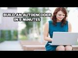 Build an Autoencoder in 5 Min