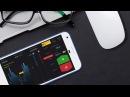 Как торговать на мобильном приложении Binomo