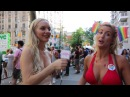Live from the NYC Gay Pride Parade with Zolita | Galore TV