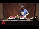 DJ Pimp Zephyr Metal Scratch Routine