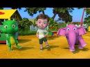 Если Весело Живется, Делай Так - Развивающие Мультики - Детские Песни