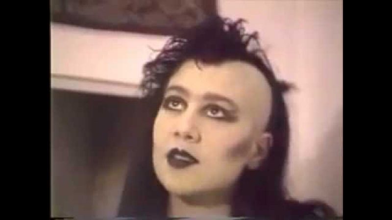 1980s Goths - Death is probably closest to what I look like