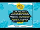 Розыгрыш 2 билетов на фестиваль Atlas Weekend 2017,