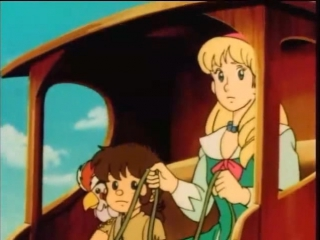 Anime Sanjushi - 18/The Three Musketeers/Три Мушкетера (Русские субтитры)