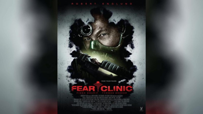 Клиника страха (2015) | Fear Clinic