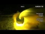 Поджигаем термитную шашку 2500°C