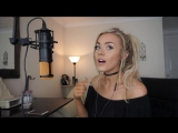 Samantha Harvey красиво спела песню Clean Bandit - Rather Be (Cover)