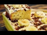 ?Банановый торт с масляным кремом?