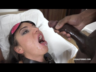 Nataly Gold - watch and see how four black guys destroy her ass IV033  legalporno anal dp gangbang