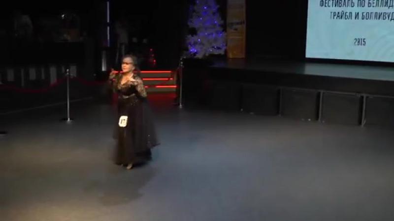 Ewa Rudolf- I place show belly dance- Dance Festival Sezam- Grodno Belarus 2015
