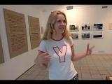 """прямой эфир выставки """"Искусство Автостопа"""""""