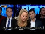 Marion Marechal Le Pen o rasismu [CZ titulky] ! Čum.sk