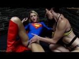 BlackAdams Vengeance - The Fall of Supergirl &amp Green Lantern, Alix Lynx, Lynn Vega