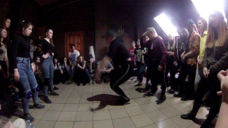 HIGH SKILLZ 2x2 Teffi girls vs Miss Pav and Ксю