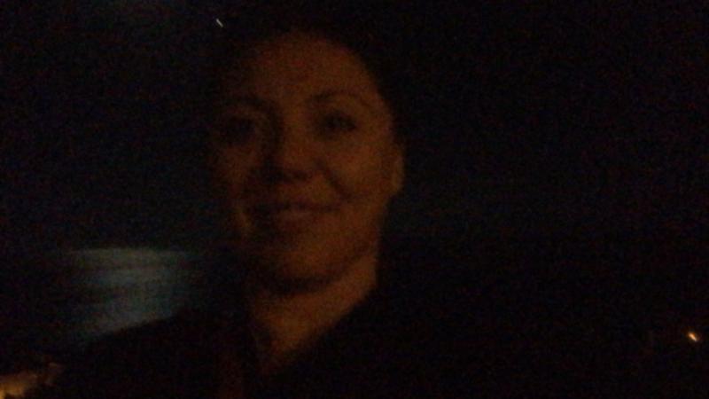 Ночь... полнолуние... Крым