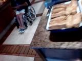 Обзор завтрака в гостинице Соломон в Эйлате в шабат:)