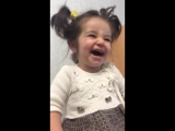 злобный смех маленькой девочки прикольные дети, прикол