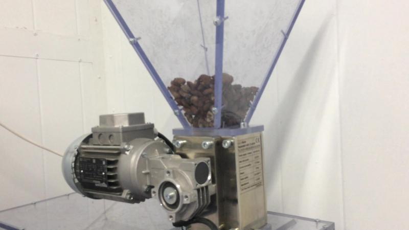 Секретный процесс Дробления какао - бобов :)