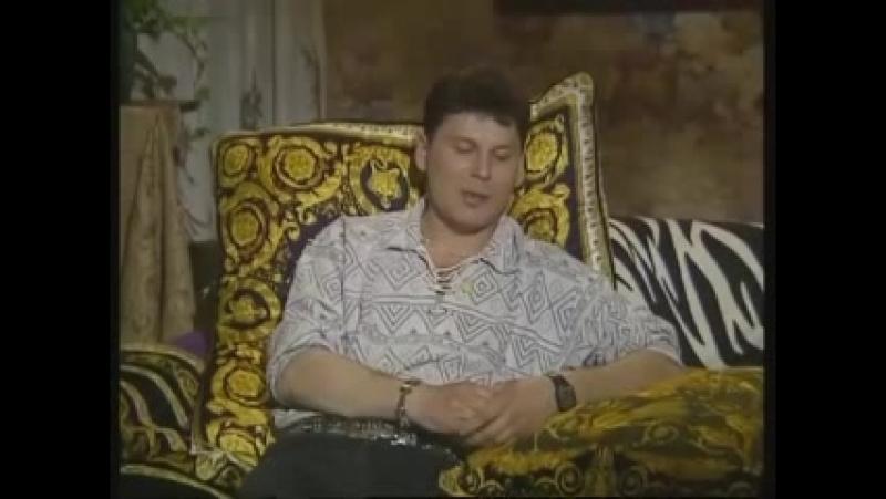 Кафе Обломов.Ю.КлинскихСектор газа и Н.Бабкина РТР 96 год