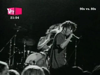 RAGE AGAINST THE MACHINE - Killing In The Name MTV 1992 - VH1 Adria Air