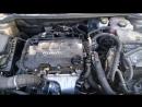Работа двигателя Opel Astra J 1.4T
