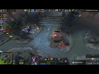 Epic escape by Dendi