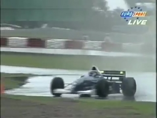 F1 1995. Гран-при Аргентины. Вторая квалификация