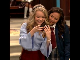 Summer & Tomika are the queens of #selfies! Watch them #snap away on a new episode of #SchoolofRock tomorrow at 8:30p/7:30c!