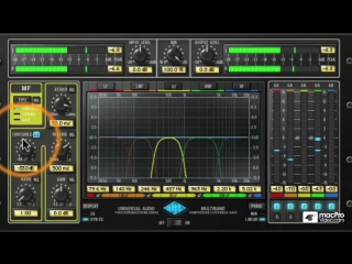 35. Precision Multiband Compressor Overview (UAD)