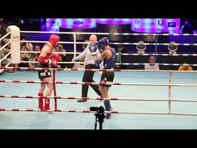 DZMITRY VARATS (BLR) - SAMCHAIYAPHUM MANA (THA) | 67kg | Final